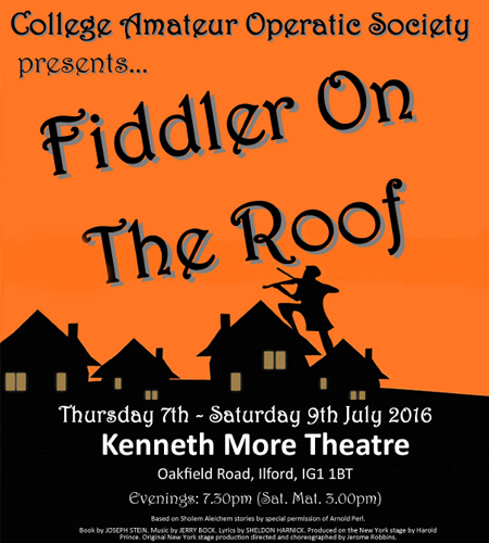 Fiddler on the Roof 2016